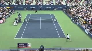 テニス 全米オープン決勝2010 ナダルvsジョコビッチ usopen final2010