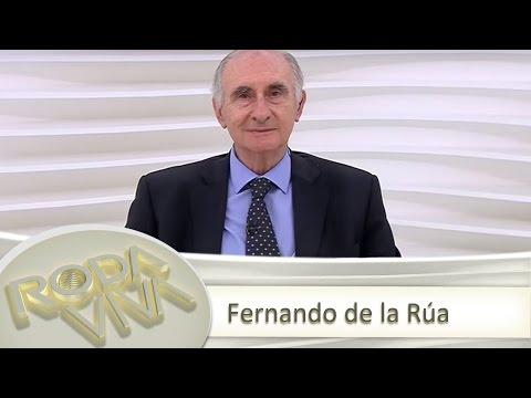 Roda Viva Internacional | Fernando De La Rúa | 03/12/2015