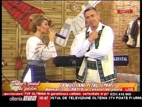 Elisabeta Vasile - Bob de roua LIVE 2014