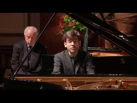 Andras Schiff Masterclass at the Wigmore Hall