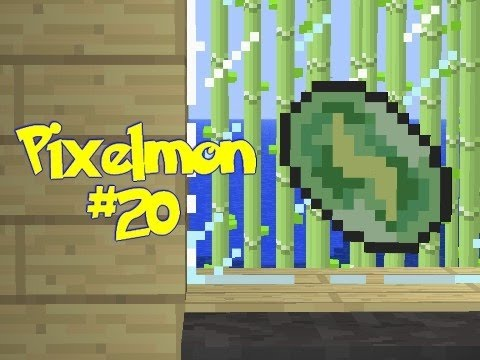 Minecraft: Pixelmon - Episode 20 - THUNDER STONE! (Pokemon Mod)