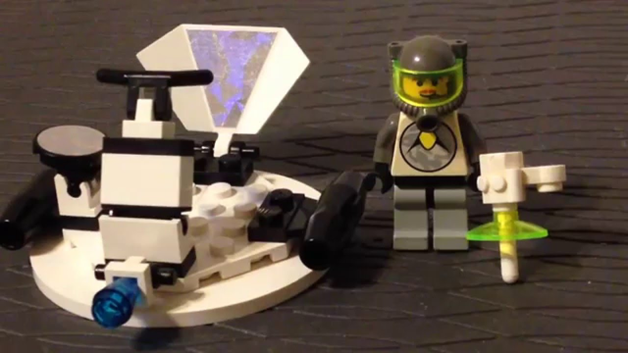 Обзор раритетной серии Лего – Исследователи / Lego ...