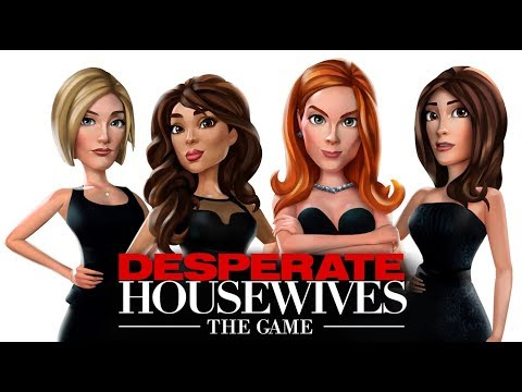 Desperate Housewives: The Game Android / IOS Gameplay HD