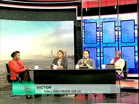 YourView: Lagos Speaker: From Grass to Grace