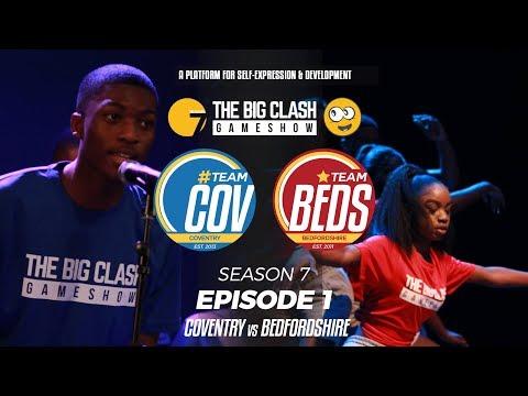#TheBigClash GameShow [S7:E1] Coventry vs Bedfordshire