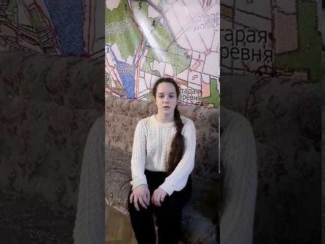 Изображение предпросмотра прочтения – АринаФедорова читает произведение «Неохотно инесмело…» Ф.И.Тютчева