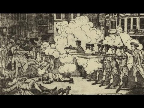 How To View The Boston Massacre From Today's Perspective
