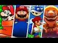Evolution of Funny Super Mario Power-Ups (1988 - 2018)