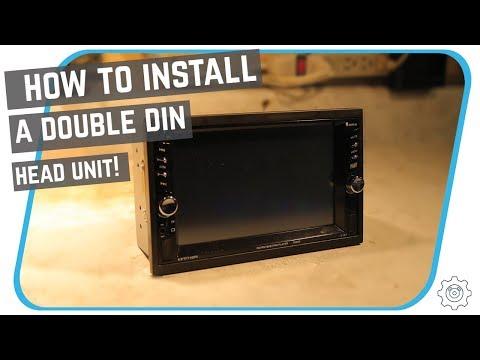 Hyundai Tiburon How To Install A Double Din Head Unit!