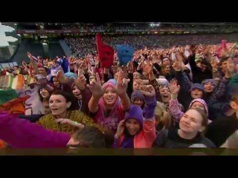 Westlife - My Love (Live Croke Park 2012) W/ Lyrics
