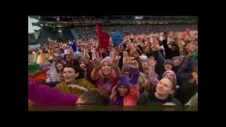 Westlife The Farewell Tour Live at Croke Park 2012 My Love. no copy...