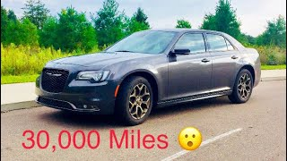 The Good and The Bad Owner Review! Chrysler 300 30k Mile Update!