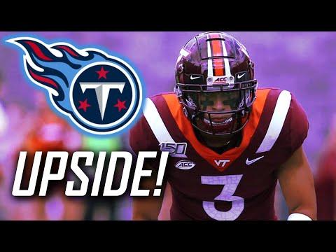 TENNESSEE TITANS 2021 NFL DRAFT RECAP! Caleb Farley, Dillon Radunz, Dez Fitzpatrick and More!