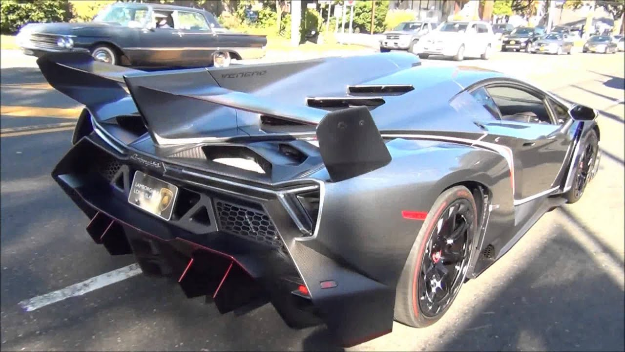 Lamborghini Veneno Driving In Long Island New York !!!   YouTube