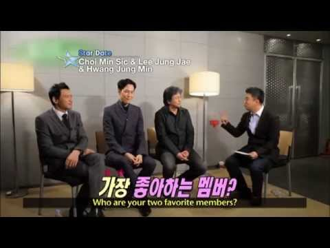 Engsub Choi Min Sik is SNSD's biggest samchon