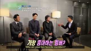 [Engsub] Choi Min Sik is SNSD's biggest samchon fan