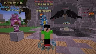 wait no this is ranked skywars invis armor challenge