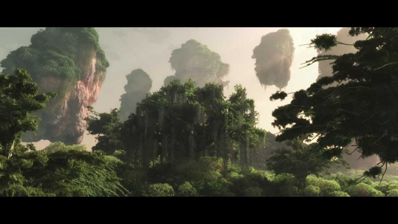 avatar fanfilm youtubers pandora environment inspired by