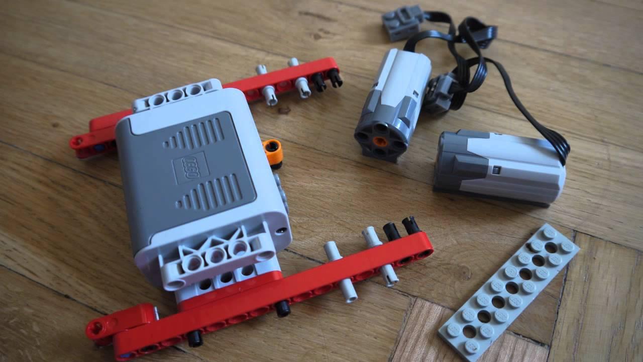 Jak Zrobić Prosty Pojazd Zdalnie Sterowany Z Klocków Lego Technic