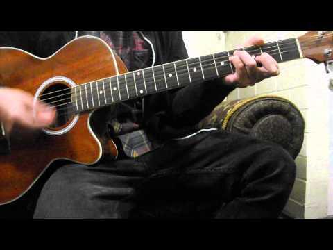 Arctic Monkeys - Cornerstone (Acoustic cover)