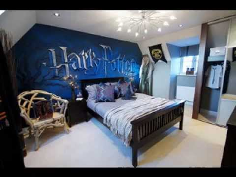 harry potter themed bedroom harry potter room decor ideas 15531