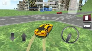 Transformer Robot Car Android Gameplay HD