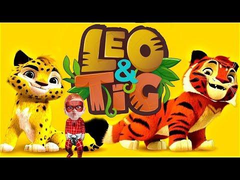 Örümcek Bebek Leo ve Tig Oyunu Oynuyor Çok Güzel Telefon ve Tablet Oyunu