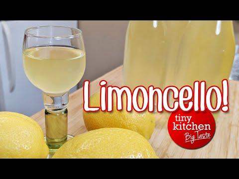 how-to-make-homemade-limoncello-(italian-lemon-liqueur)-//-tiny-kitchen-big-taste