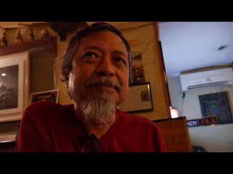 Interview Owner of Manila's No.1 Bar ''Oarhouse Pub'' - Philippines/