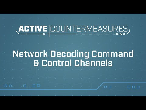 03-26-2019 ACM Webcast: Network Decoding Command and Control