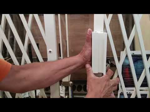 CTC Firearms Wood Structure Scissor Gate Installation