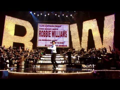 Robbie Williams - My Way - Live At The Albert - HD