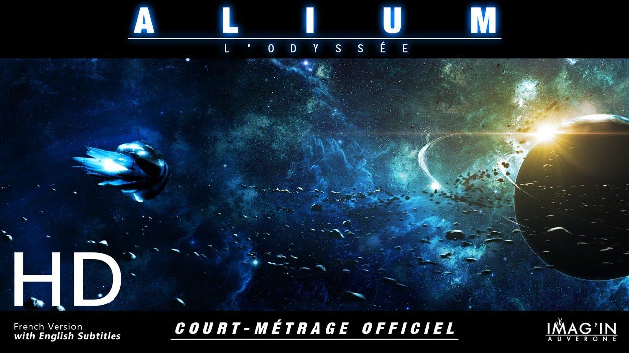 Download HD | ALIUM, L'ODYSSÉE | Court-métrage Officiel (English subtitles) | science-fiction, animation 3D