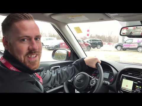 2020 Kia Soul EX Limited   Ride And Drive   Garrett Smith   Kia Of Hamilton