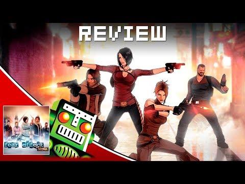 Fear Effect Sedna Review – Destructoid