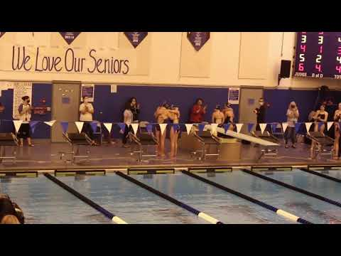 Welcome To The Foley Falcons Swim And Dive Meet For October 13, 2020!