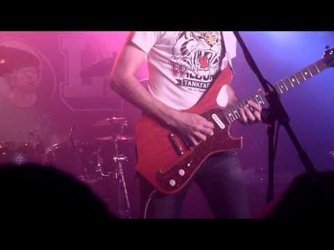 Paul Gilbert-live-Johnny Cash + Technical Difficulties Moho Club