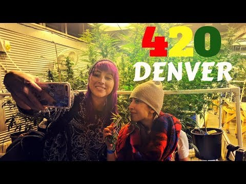 420 Denver Colorado Weed Tourism