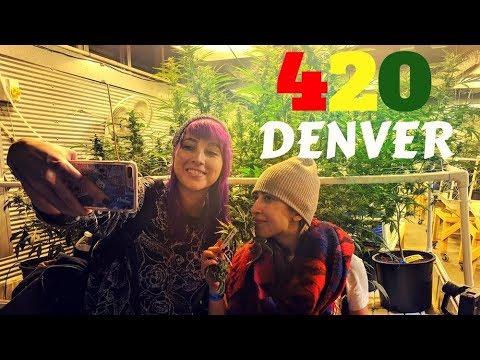 420 Denver Colorado Weed Tourism