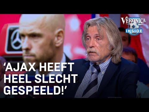 Johan: 'Excuses? Nee, Ajax heeft gewoon heel slecht gespeeld!' | VERONICA INSIDE RADIO