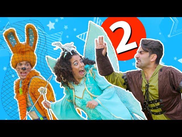 نطنط وأرنوب - موسم الأرانب 2 | Natnat & Arnoob -Rabbit Season 2