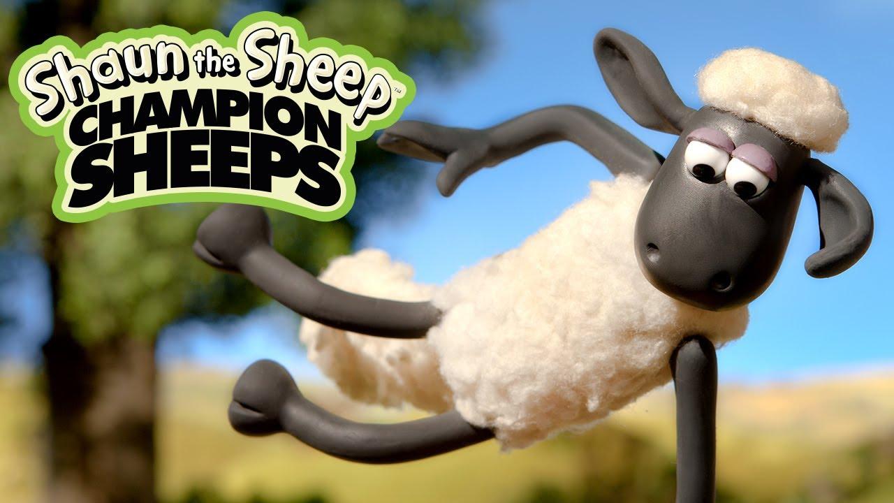 ChampionSheeps - Gymnastics [Shaun the Sheep]