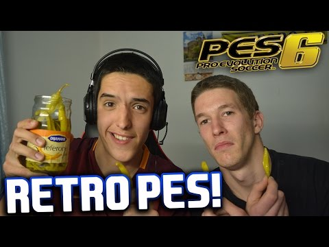 IGRAMO PES 6!!! w/Feferona Challenge!
