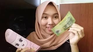 UNBOXING ampau lebaran PART 2💰 sampe dapet ratusan dolar😱😂 || Brunei Darussalam