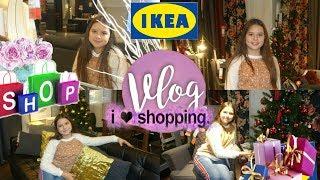 ВЛОГ: НОВОГОДНИЕ ПОКУПКИ В IKEA / ШОППИНГ / Eva Lyaba