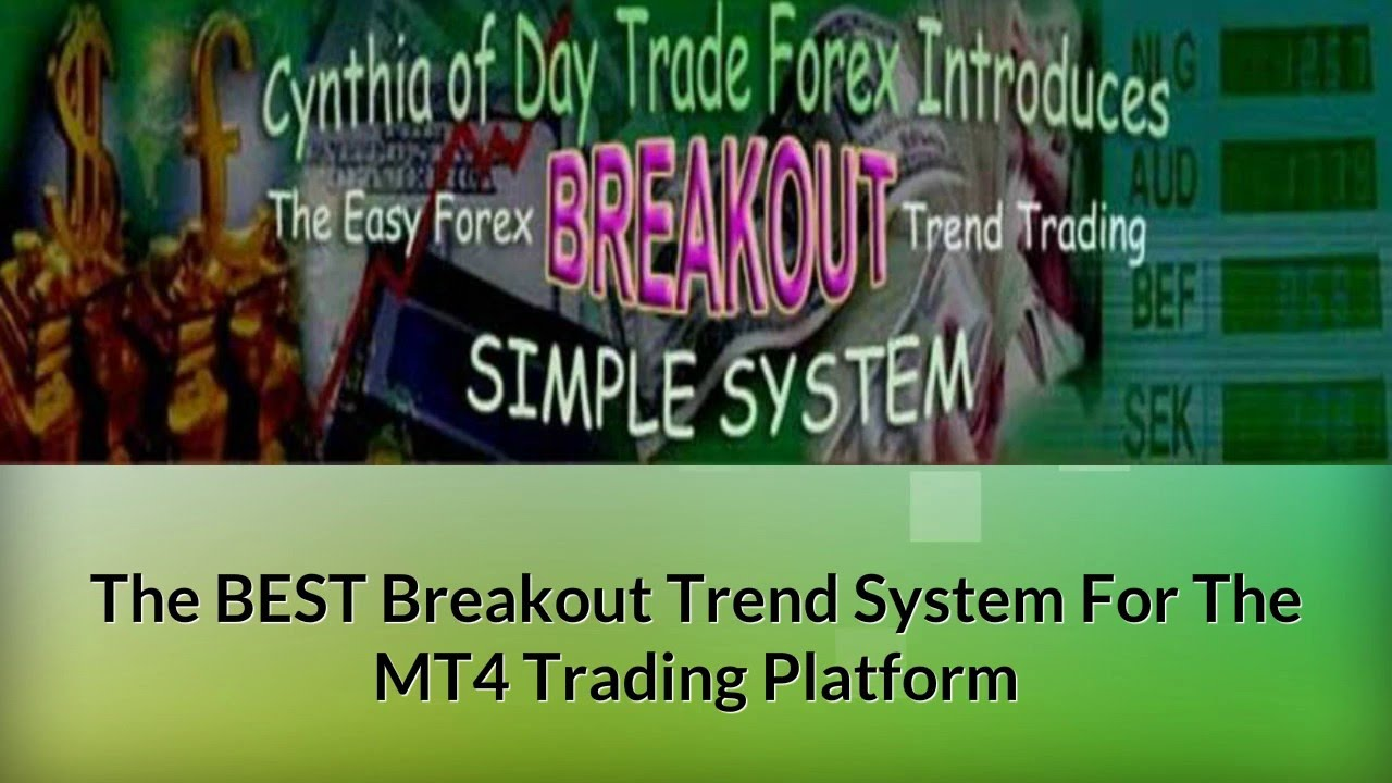Forex trading system youtube