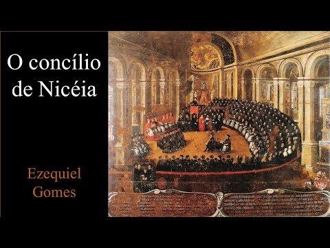 O concílio de Nicéia (Dr. Milton Torres)