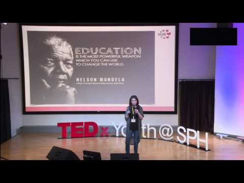 Be the catalyst of change! | Veronica Colondam | TEDxYouth@SPH