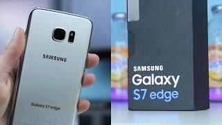Samsung Galaxy S7 Edge Unboxing!