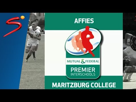 M&F Premier Interschools: Affies vs Maritzburg College 1st Half